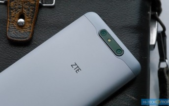 ZTE Blade V8 with dual rear cameras leaks ahead of CES unveiling