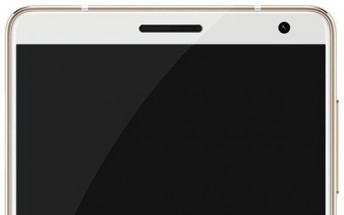 ZUK Edge now pictured in white/gold, to be priced at $390
