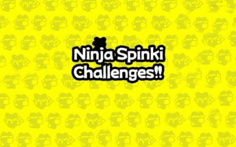 The creator of Flappy Bird is back at it with Ninja Spinki Challenges