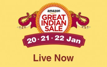 Amazon India is currently running some great deals on phones and other tech