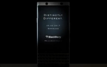BlackBerry Mercury will finally be properly introduced on February 25