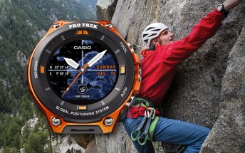 Casio Pro Trek F20 adds GPS to the rugged personality of its predecessor