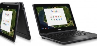 Dell Chromebook Convertible