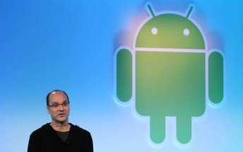 Android co-founder Andy Rubin is working on a high-end bezelless modular smartphone