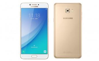 Samsung unveils Galaxy C7 Pro