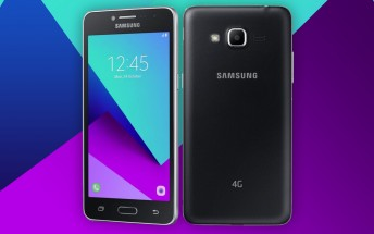 Samsung Galaxy J2 Ace unveiled with 4G VoLTE