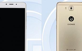 Gionee F5L passes TENAA with octa-core CPU, 4,000mAh battery
