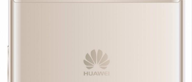 More Huawei P10 renders leak showing curved screen, front fingerprint scanner, dual rear cameras