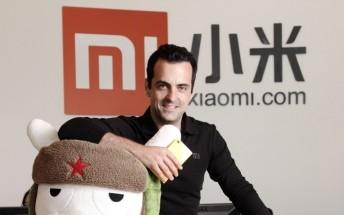 Hugo Barra announces departure from Xiaomi