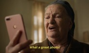 Apple shows off Portrait Mode in latest iPhone 7 Plus ad