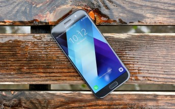 Samsung Galaxy A5 (2017) starts getting Nougat update