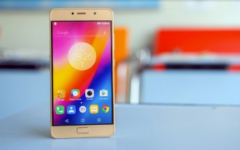 Just in: Lenovo P2 hands-on