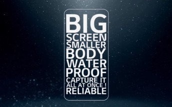 LG G6 teaser promises minimum-bezel waterproof phone