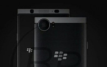 New BlackBerry DTEK70 (Mercury) renders leak