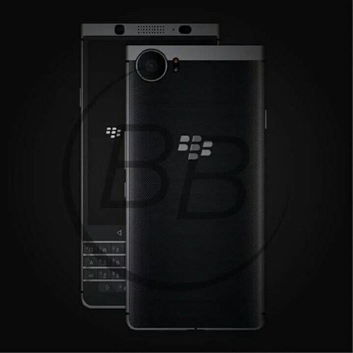 TCL chuẩn bị ra mắt mẫu điện thoại Blackberry mới 2017