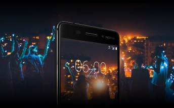 Android-powered Nokia 6 marks the brand's return to smartphones