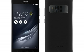 [UPDATE: Press renders leak too] Qualcomm accidentally reveals Asus Zenfone AR