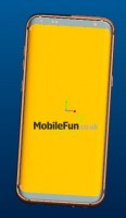 Samsung Galaxy S8 Plus: Front