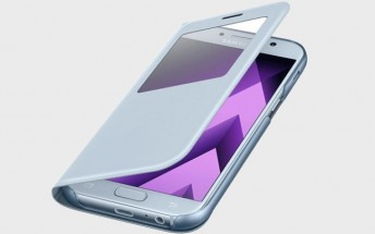 Samsung Galaxy A3 (2017) and A5 (2017) cases are already up for sale in Europe