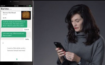 Starbucks now has a virtual assistant of its own for some reason