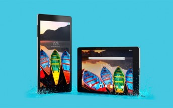 Lenovo Tab3 8 Plus oficial renders leak alongside full spec details