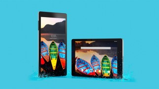 Lenovo Tab3 8 Plus leaked official promotional renders