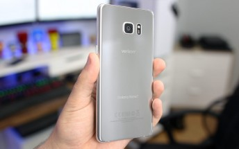 Today it's time for Verizon to kill its Samsung Galaxy Note7 units