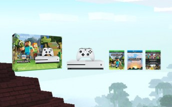 Xbox One S Minecraft Favourites bundle (500GB) currently going for under £200 in UK