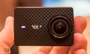 Yi 4K+ action camera gets official with 60fps video recording