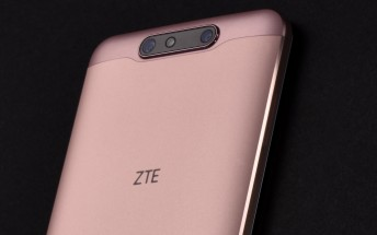 ZTE Blade V8 with 4GB RAM and 64GB storage goes on sale
