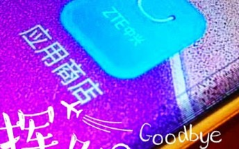 ZTE exec teases curved display phone