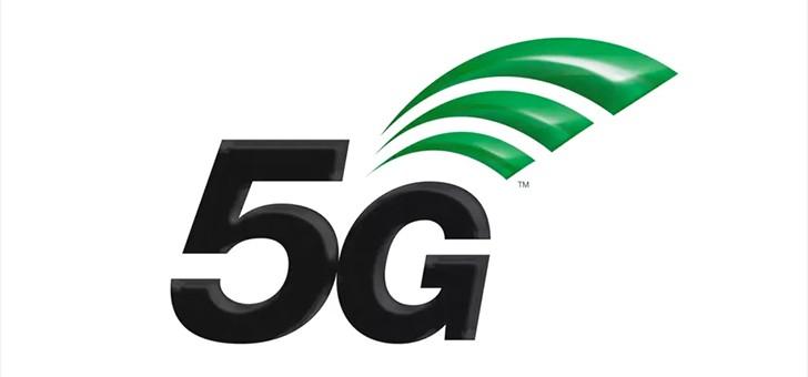 Логотип 5G и сроки спецификации сетей нового поколения