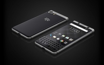 BlackBerry Mercury now officially called KEYone