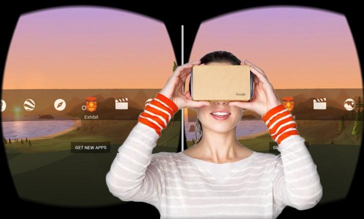 Google bán được 10 triệu ứng dụng cho kính thực tế ảo VR