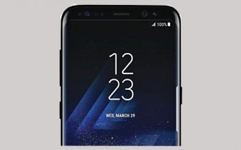 Upcoming Samsung Galaxy S8 leaks in press image