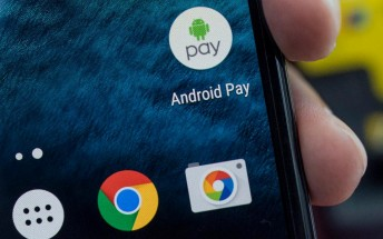 Android Pay gains support for 60 more banks in US