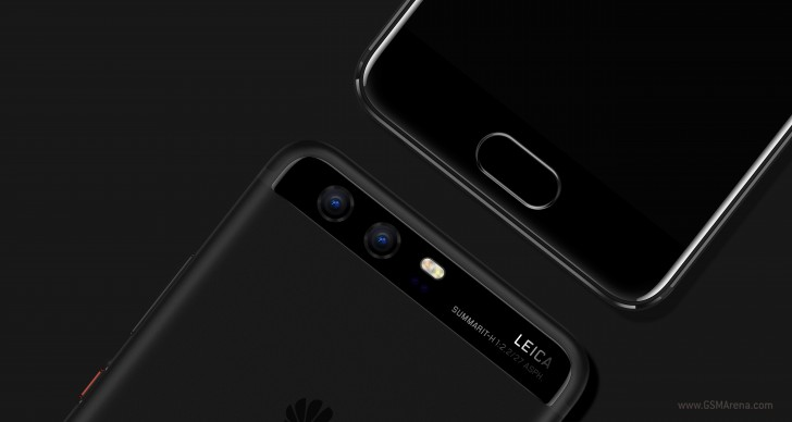 Huawei reveals the P10 and P10 Plus
