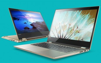 Lenovo introduces four more laptops at MWC
