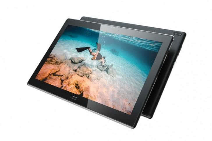 Lenovo announces new Tab 4 tablet series
