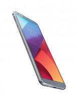 LG G6 in Ice Platinum