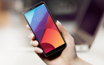 Carrier pricing for LG G6 leaks in Australia