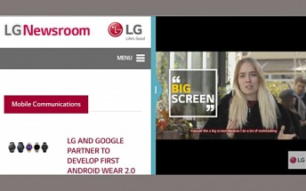 LG teases new UX 6.0 user interface for the G6