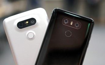 LG G6 vs. LG G5: quad-cam comparison