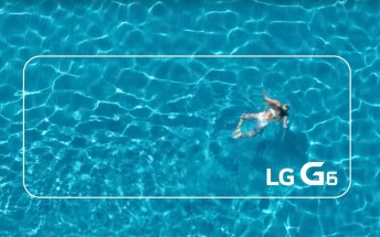 LG teases G6 water and dust resistance with new videos