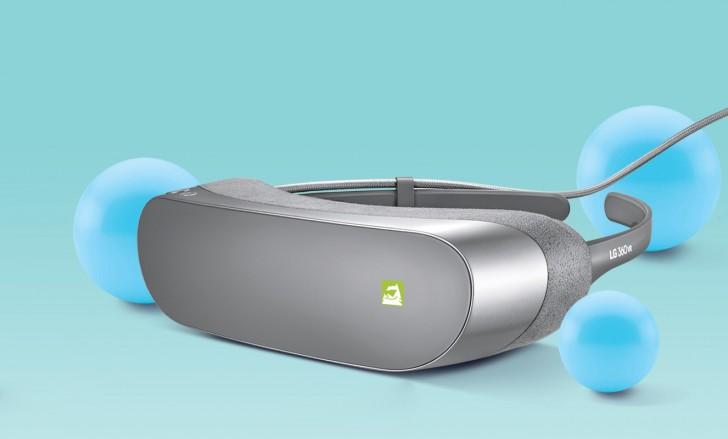 Bạn sẽ khóc thét khi dùng kính VR của LG