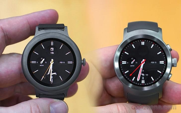 LG công bố bộ đôi đồng hồ sành điệu