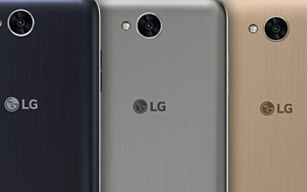 LG X power2 announced with 5.5-inch display, 4,500mAh battery