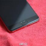Meizu Pro 6 Plus in red