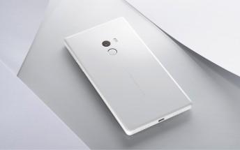 Flash sale of white-colored Xiaomi Mi Mix over in under a minute