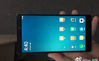 Alleged Xiaomi Mi 6 live images appear
